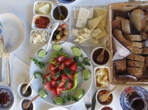 Kesre Otelin Muhteşem Kahvaltısı