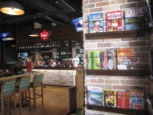 Memphis Cafe Bar Eskişehir