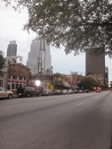 6th Street, Downtown-Austin