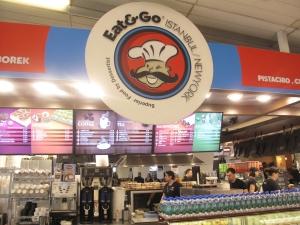 Eat §Go İstanbul/New York