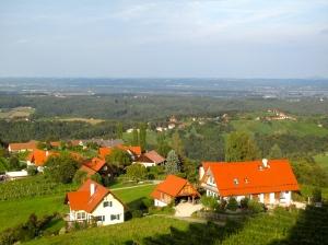 Güneyde Slovenya