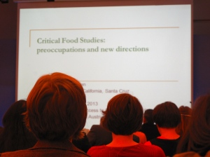 Critical Food Studies