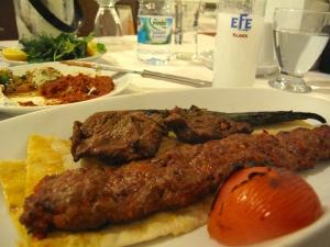Koço'da Adana Kebap ve Külbastı