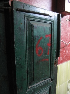 67 Numaralı Yeşil Kapı