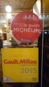 Michelin rehberinde önerilen Bistrot Gourmand Le Chien Jaune